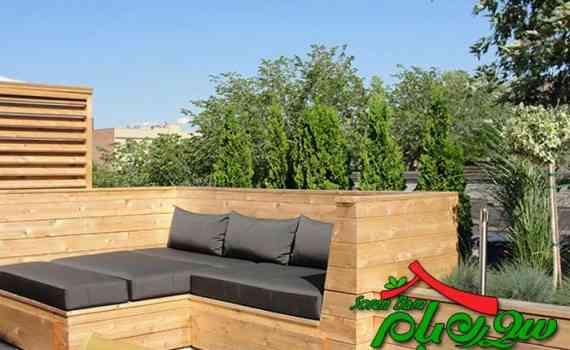 بام سبز یا باغ بام چیست ؟