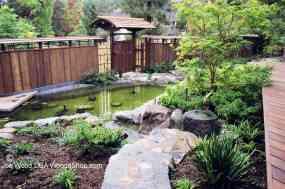 باغ ژاپنی  مشاوره طراحی و اجرا  سورن بام