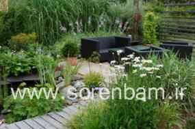 مشاوره طراحی و اجرای بام سبز طراحی کاربردی گیاهان