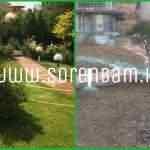محوطه سازی باغ |ویلا| فضای سبز حیاط