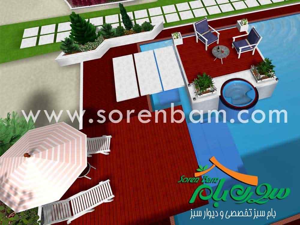 محوطه سازی | طراحی | نگهداری | کاشت فضای سبز| آبنما | آلاچیق