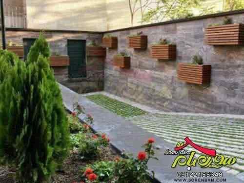 نگهداری درختان زینتی| در ختچه زینتی| آبیاری درختان