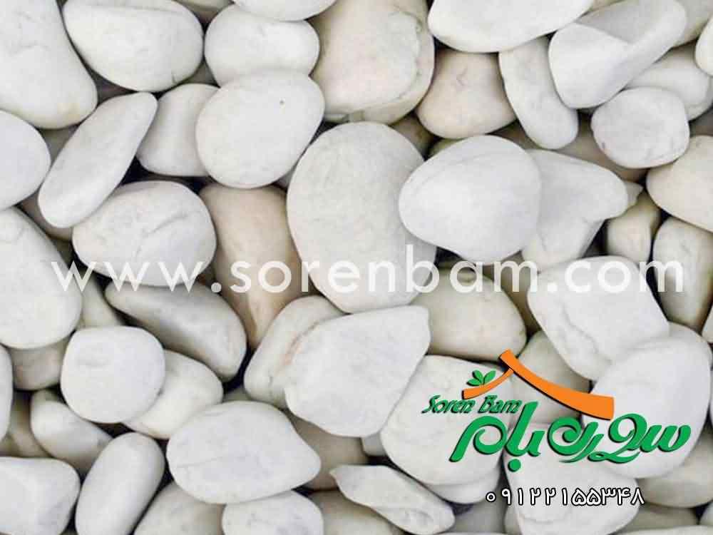 کاربردهای مختلف قلوه سنگ رودخانه ای