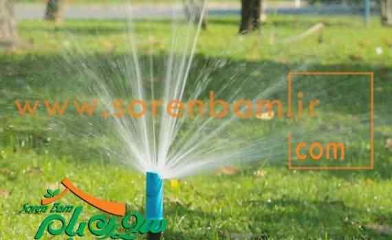 سیستم آبیاری قطره ای مزایای آن