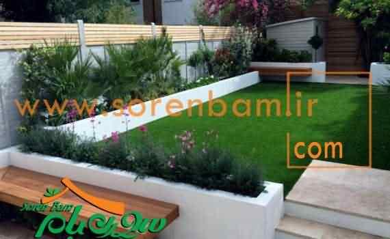 طراحی فضای سبز محوطه