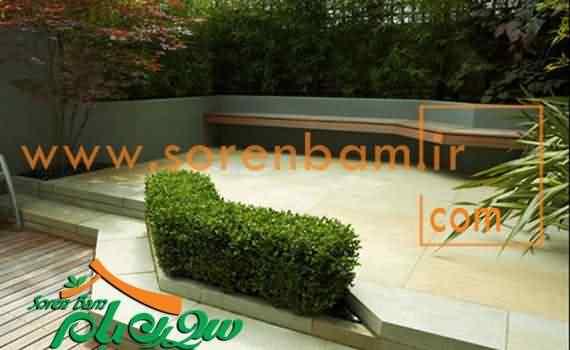 طراحی و اجرای بام سبز ، تراس سبز