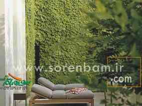 طراحی و اجرای دیوار سبز مصنوعی