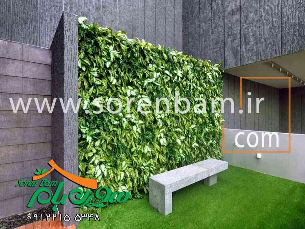 طراحی و اجرای گیاهان بام سبز
