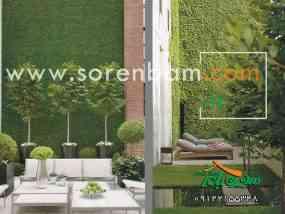دیوارهای سبز