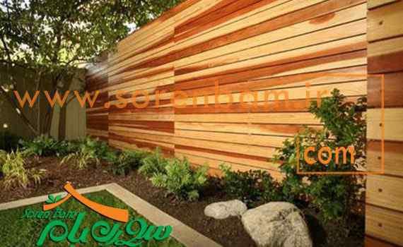 ترموود ، نمای چوبی