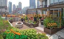 طراحی فضای سبز و کاربرد المانهای آن