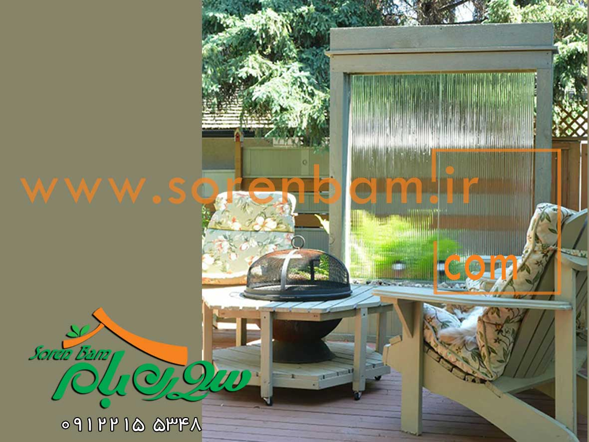طراحی آبنما خانگی