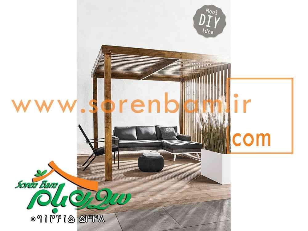 ساخت بام سبز ، روف گاردن