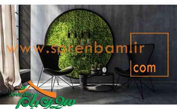 طراحی دیوار سبز، فضای سبز