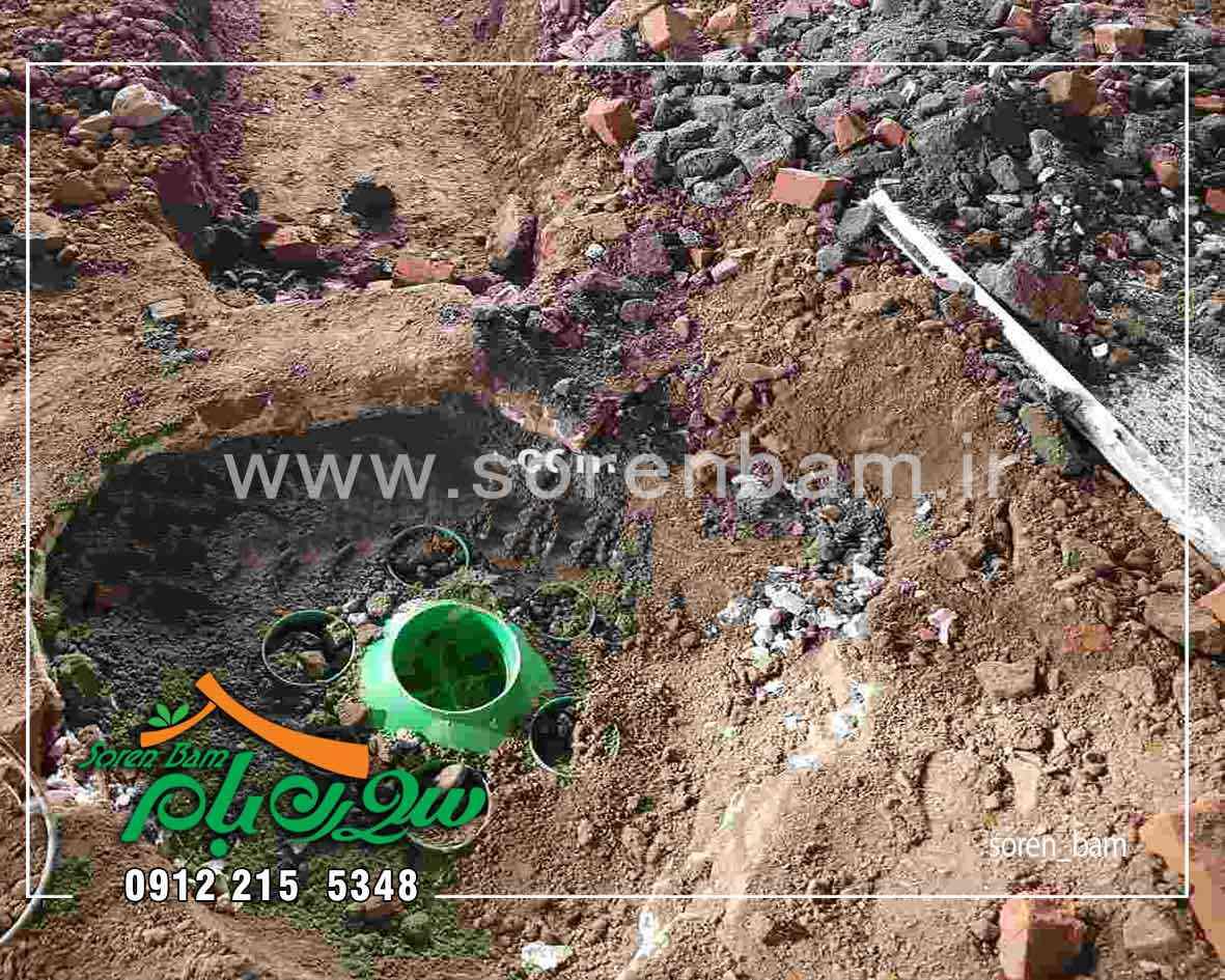 حفر چاه آب دستی
