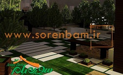 طراحی و ساخت بام سبز