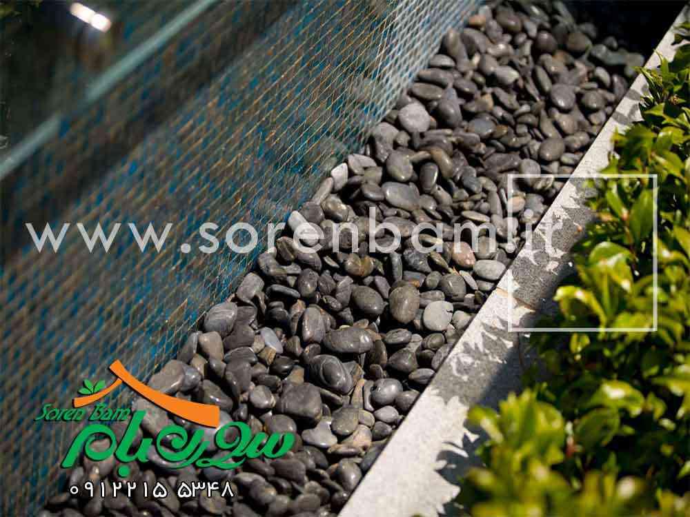 کاربرد مختلف قلوه سنگ رودخانه ای