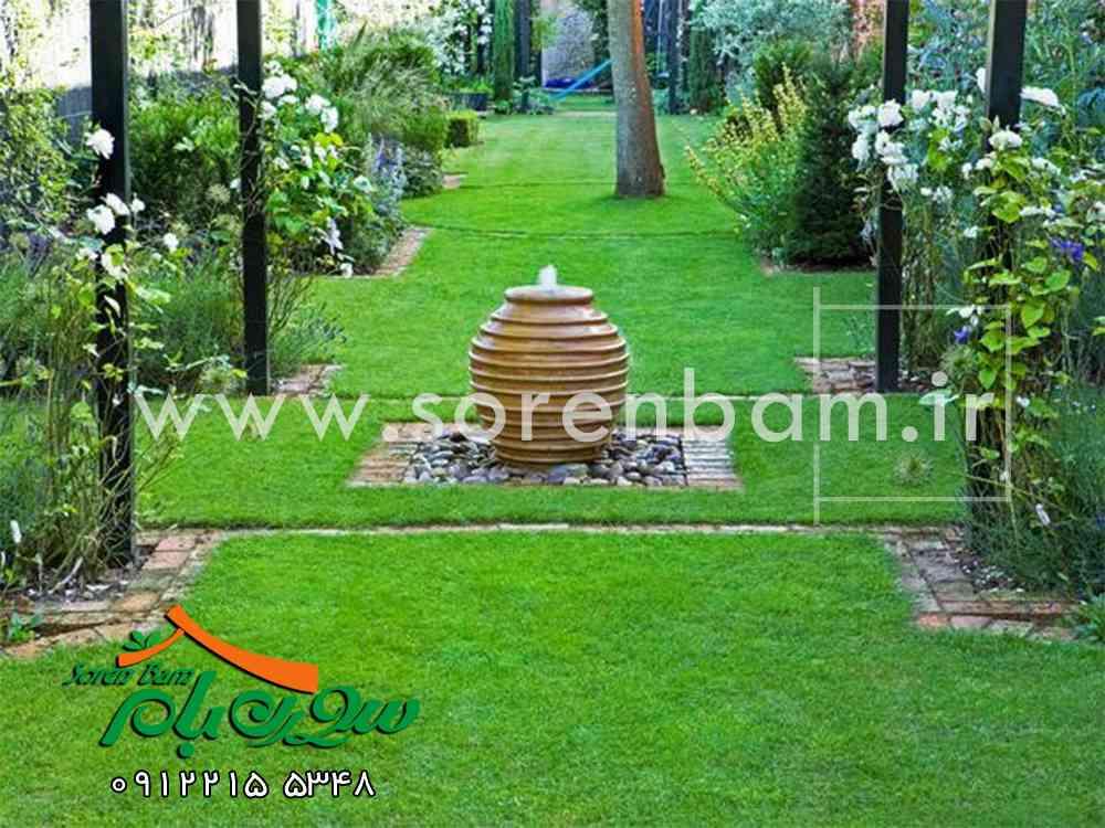 گیاهان مورد استفاده فضای سبز