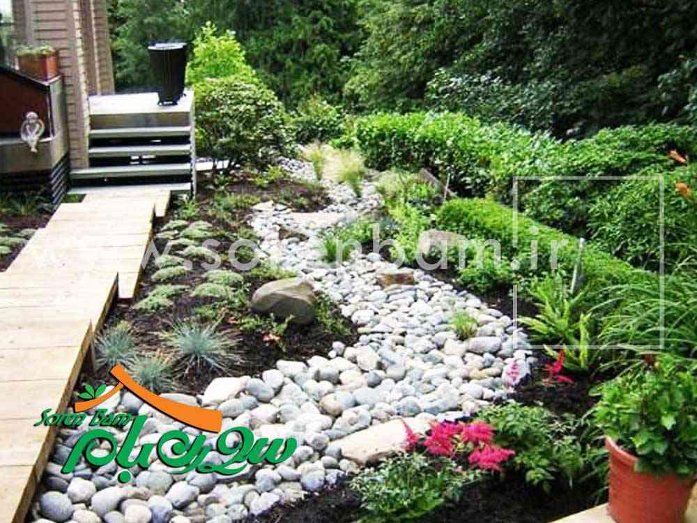 قلوه سنگ و یا سنگ رود خانه ای چیست