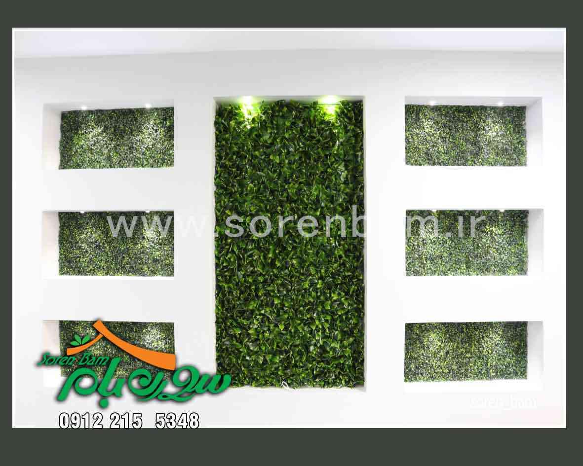دیوار سبز و انواع آنها