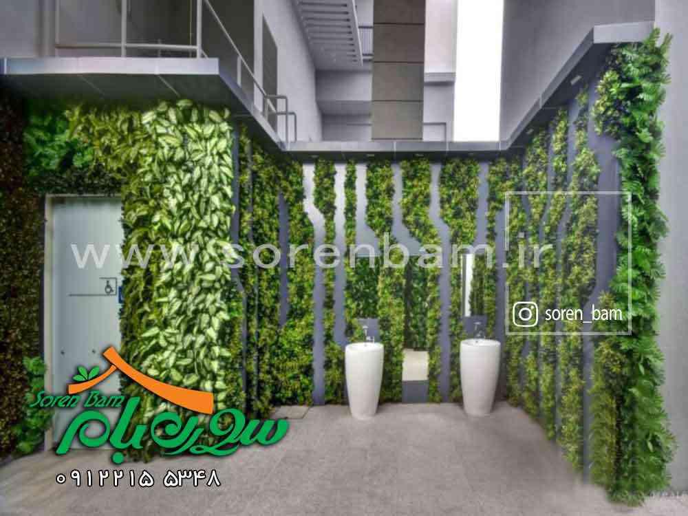هزینه اجرای دیوار سبز
