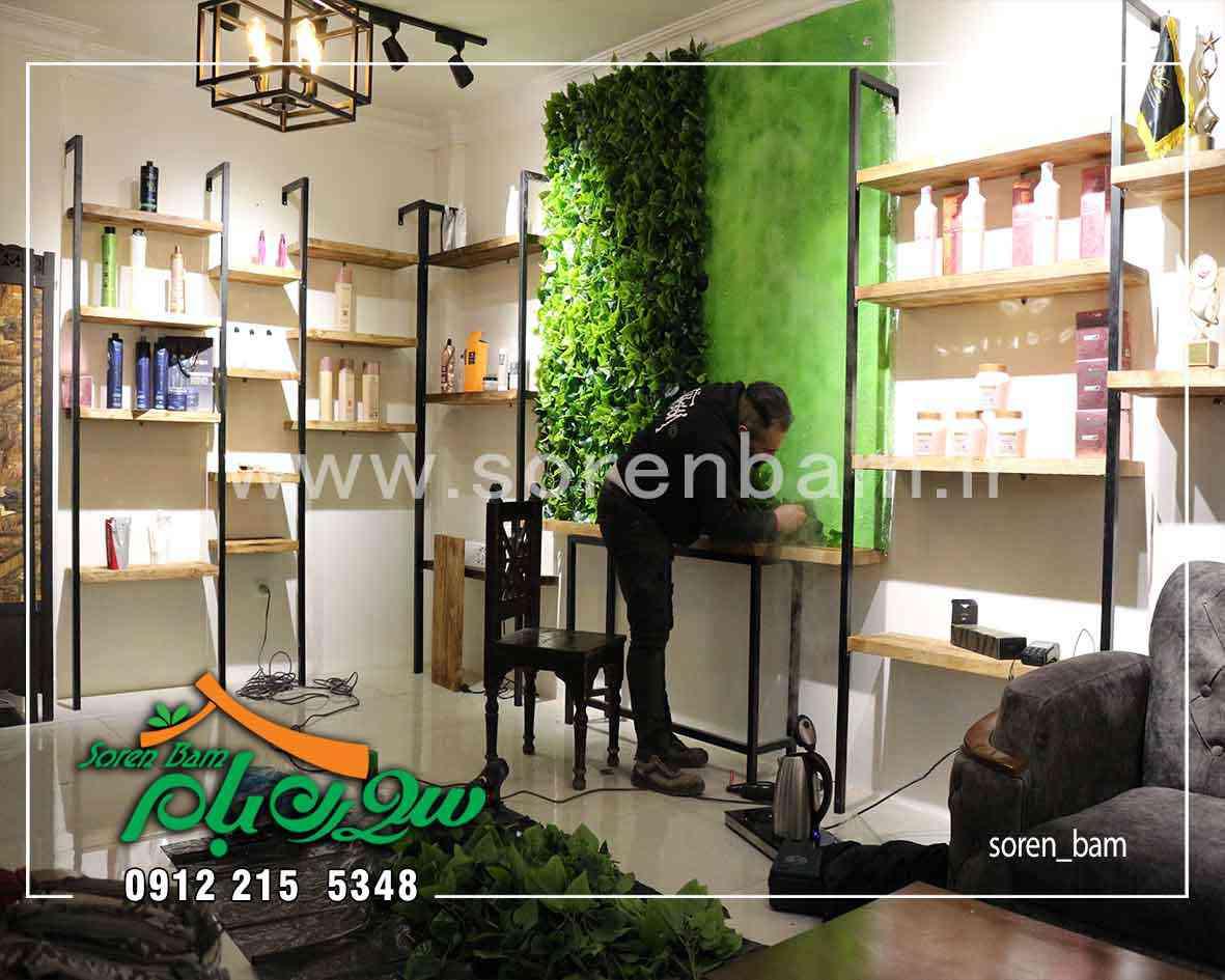 گیاهان دیوار سبز مصنوعی