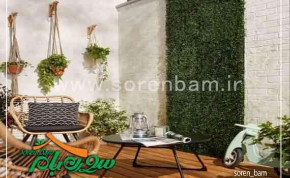 انواع بام سبز و اجرای آن