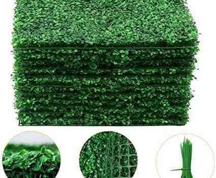 ساخت دیوار سبز مصنوعی